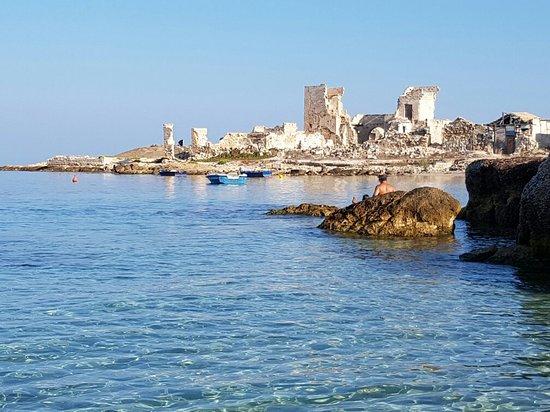 spiaggia di s. Giuliano TP