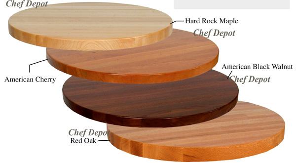 White Oak Vs Maple Butcher Block