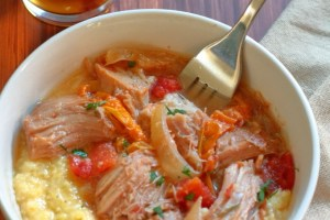 When you want a home cooked dinner ready at a moment's notice this strategy and Braised Pork Shoulder will get you through many a busy evening.