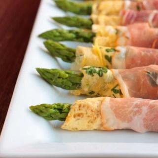 Spring Asparagus Bundles