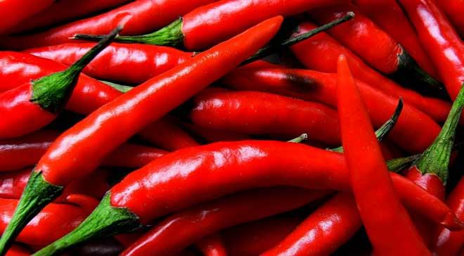 Peperoncino e obesit aumenta il metabolismo  Chef Italiano