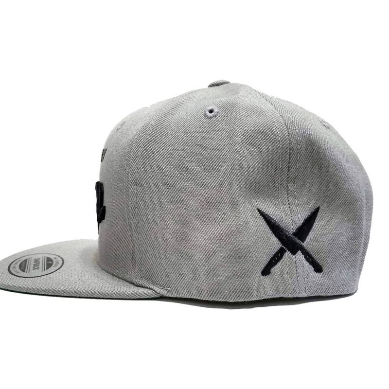 Culinary Kings Snapback Sideview