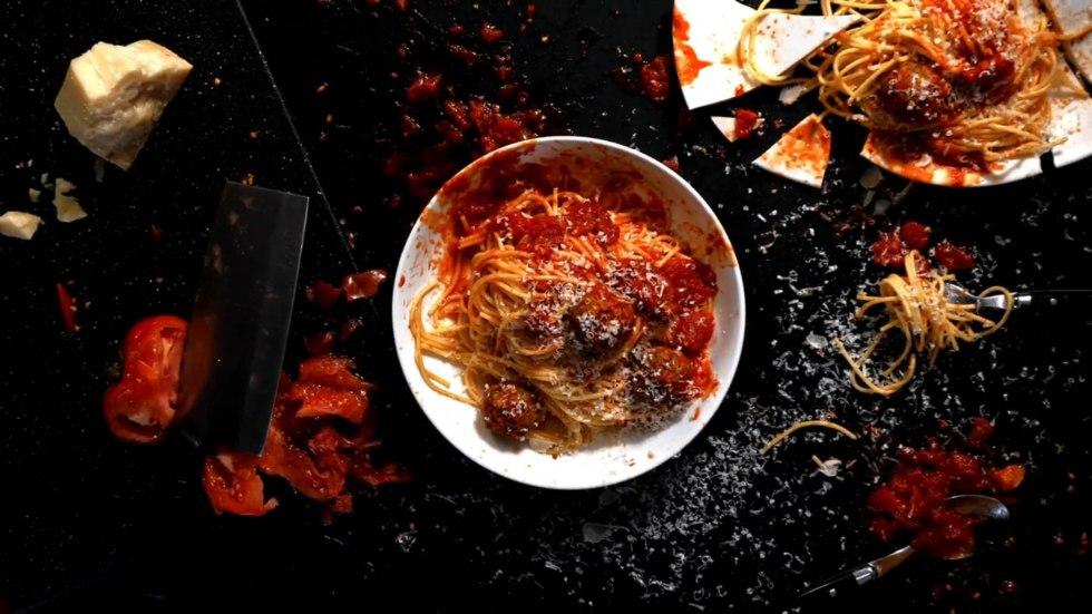 David Ma Food Films Spaghetti