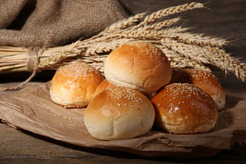 Broodje voor hamburger