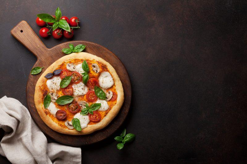 Бүгін итальяндық пицца