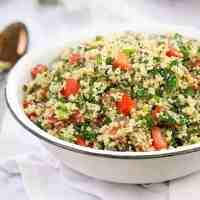 Quick Tabbouleh Recipe