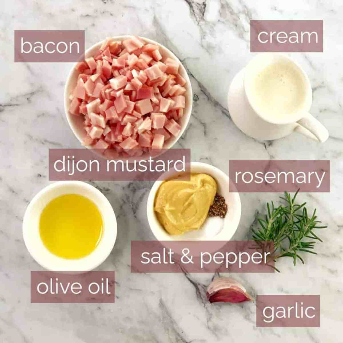 image of ingredients required to make the recipe