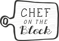 Chef On The Block Logo