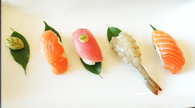 Sushi scuola di cucina