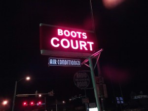 Love Boots Court in Carthage, MO!