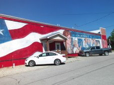 Awesome murals in Cuba, MO