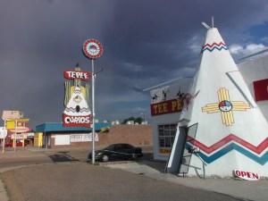 Tee Pee Curios, Tucumcari, NM