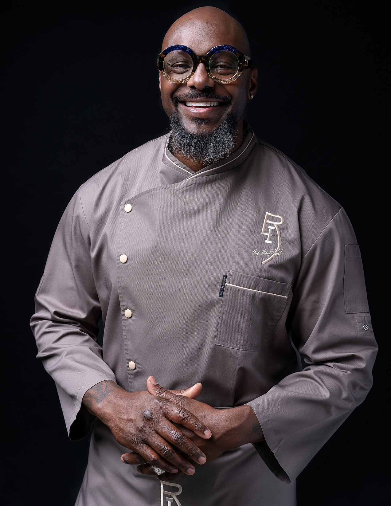 Chef Richard Ingraham
