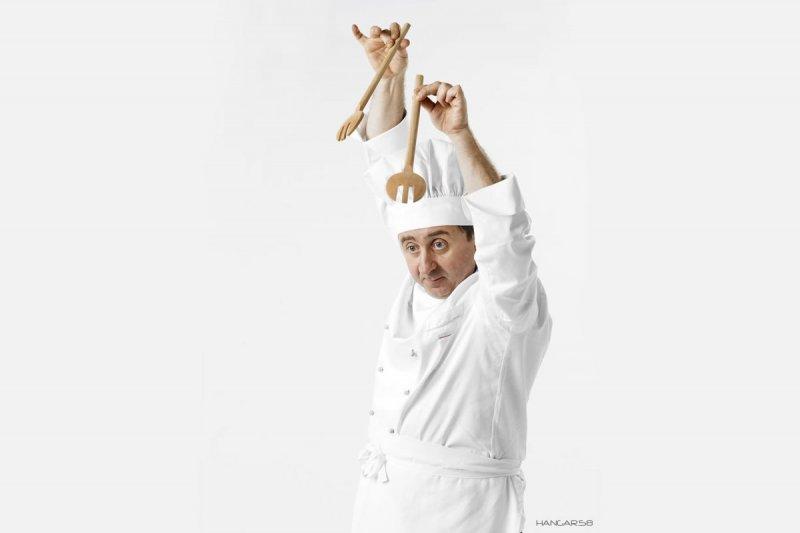 Chef Vito a Cortina