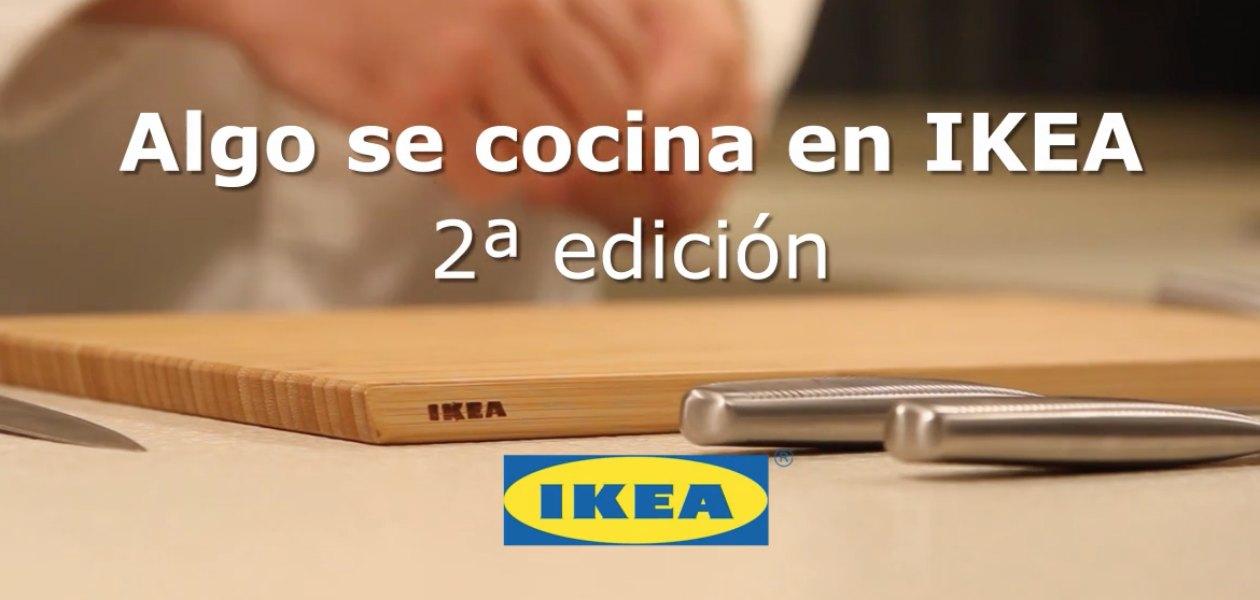 Algo se cocina en IKEA 2ª edición