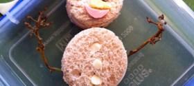 School lunch ideas: Bologna Snowman from ChefsKid.com