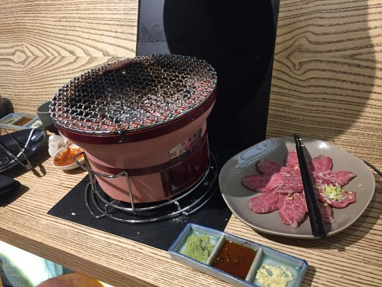 Traditional Japanese Shichirin  Konro BBQ