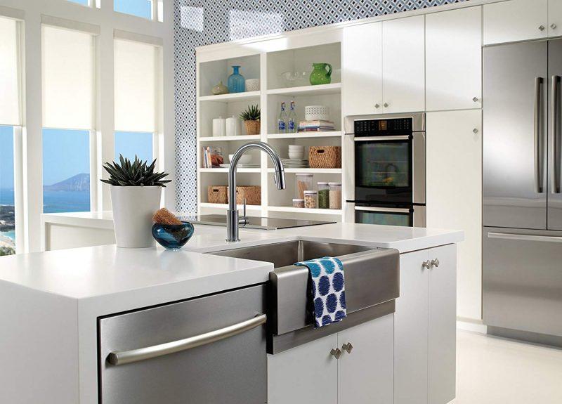 best delta kitchen faucets in 2021