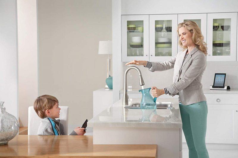 best faucet for kitchen farmhouse sinks