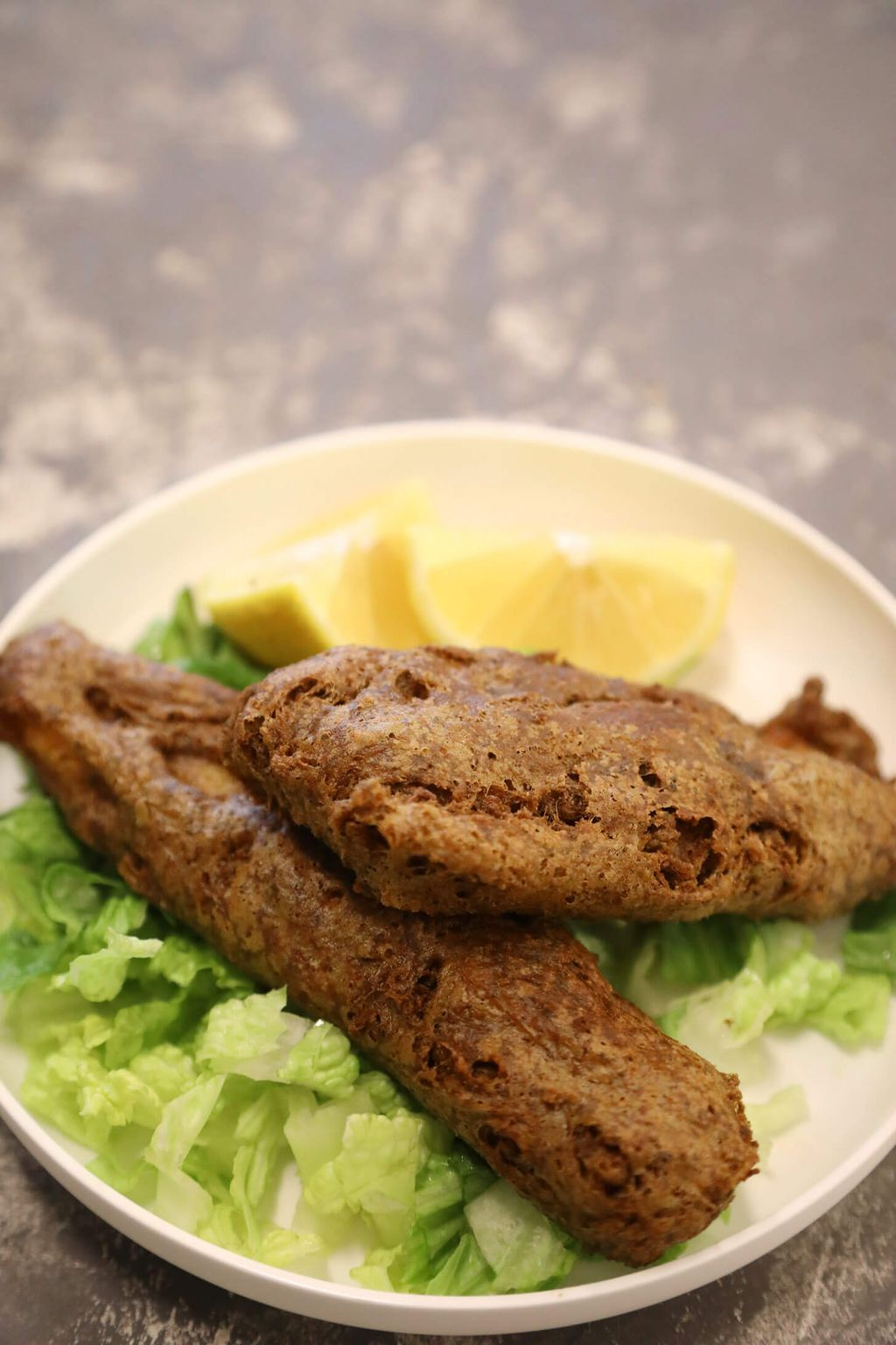 sumac fried fish