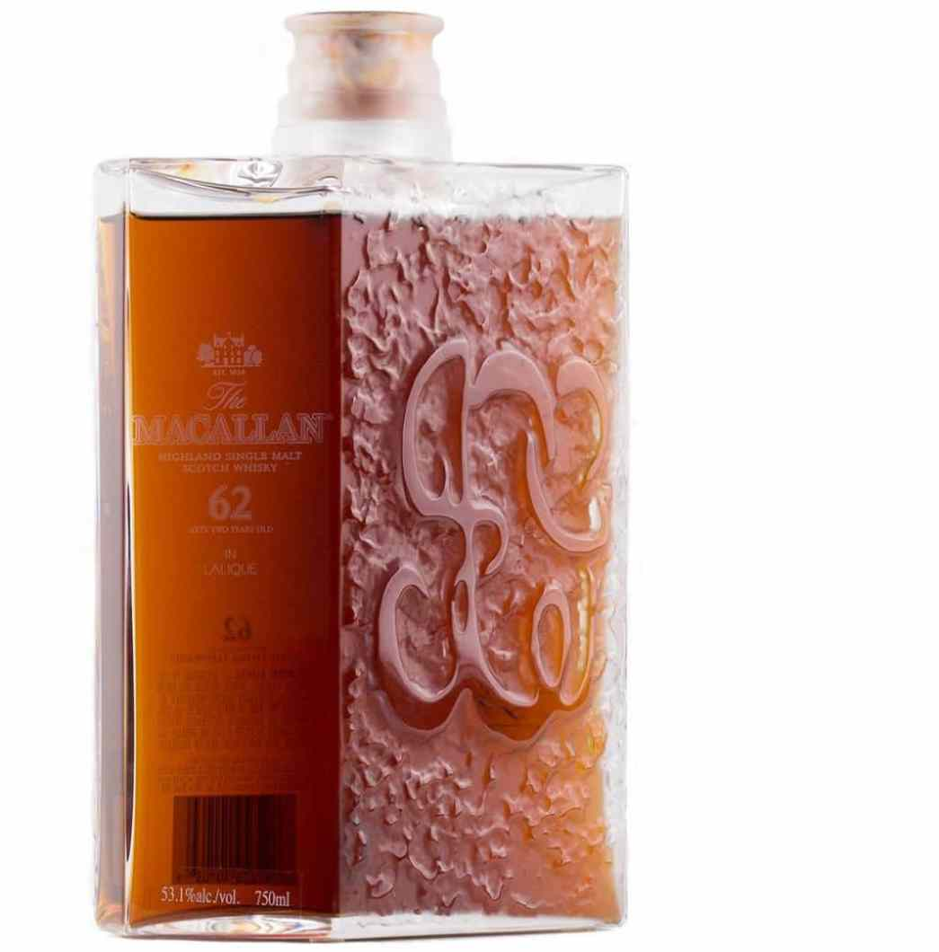 Macallan Lalique 62