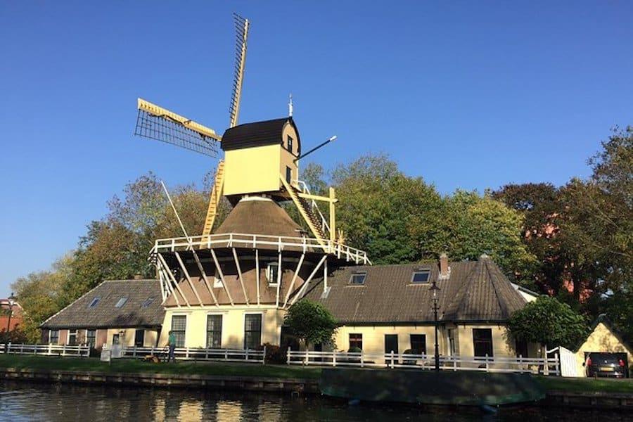 Amsterdam Landscape Windmill Private Bike Tour