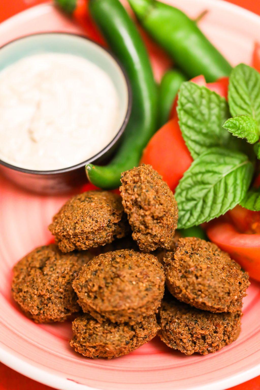 falafel gluten free