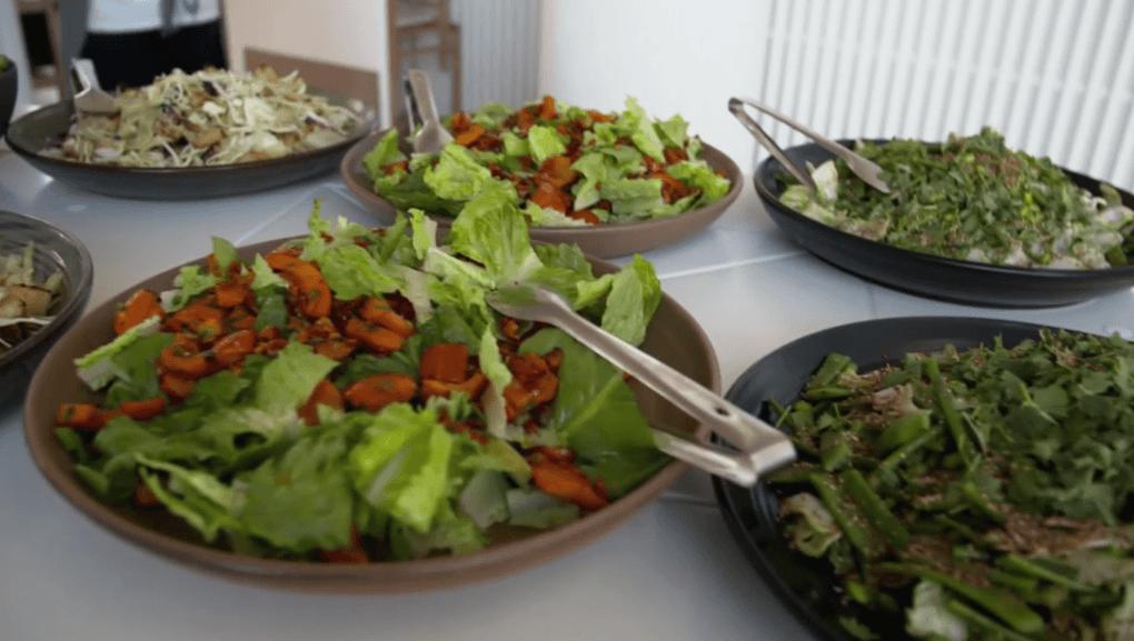 Gutes Essen, gute Arbeit Kreative Köche revolutionieren die Kantine