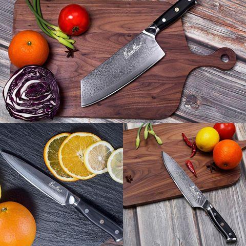 Neues Gewinnspiel mit Wahnsinns Messern von Mario Mosa aus Peking, unbedingt mal reinschauen  – Teaser