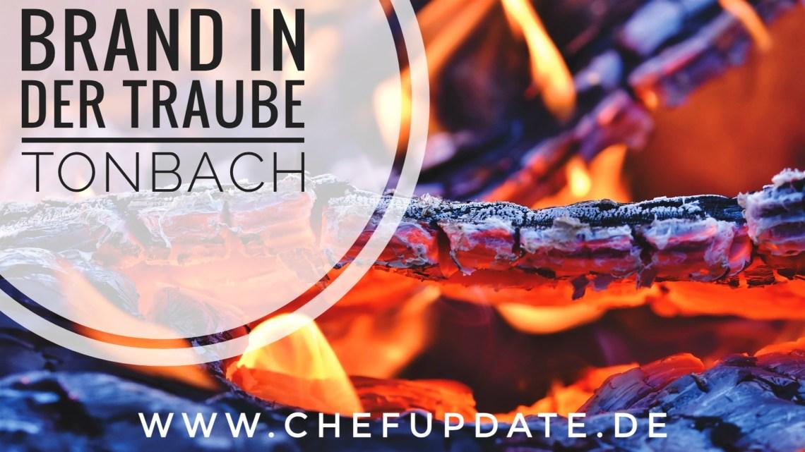 Brand in der Traube Tonbach! Die legendäre Schwarzwaldstube in Schutt und Asche.