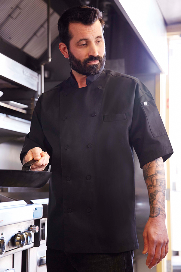 Palermo Executive Chef Coat  ChefWorkscom