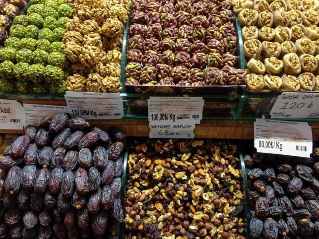 Mercato delle Spezie o Egiziano a Istanbul