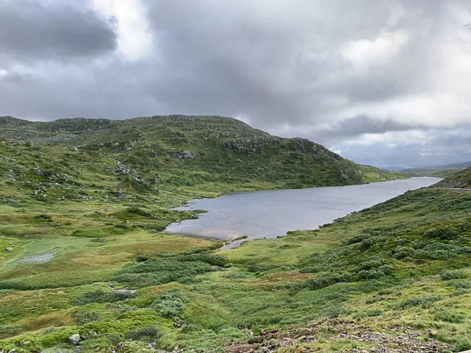 Altopiano nel Telemark
