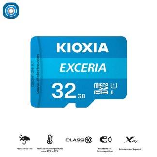 Carte mémoire micro SD Toshiba