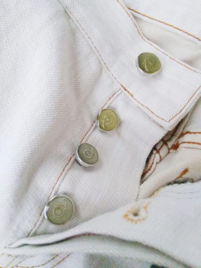 alexander mcquuen jeans how to care for your white jeans