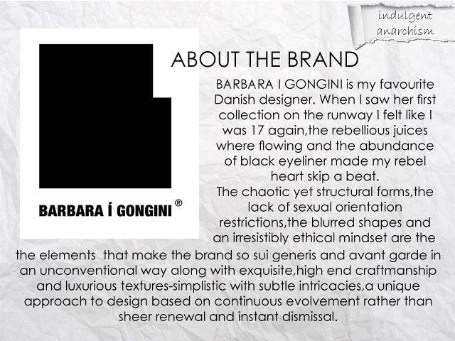 about the brand barbara i gongini ss17 copenhagen fashion week