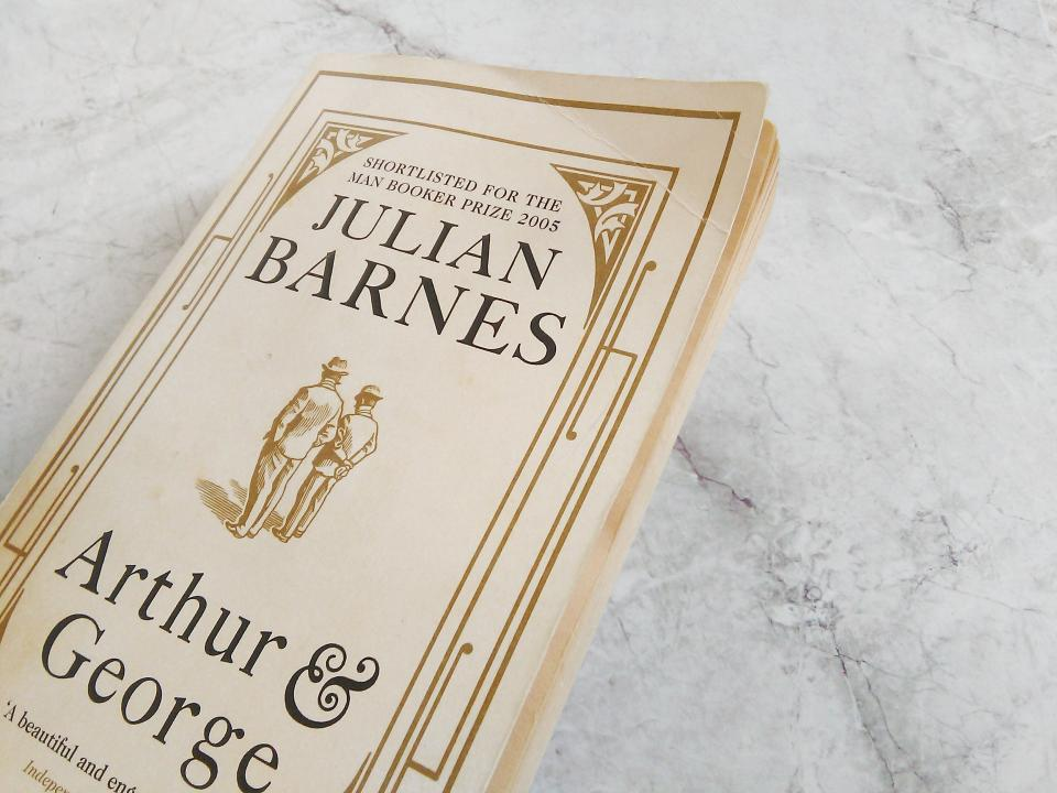 Arthur and George Julian Barnes book review good winter reads