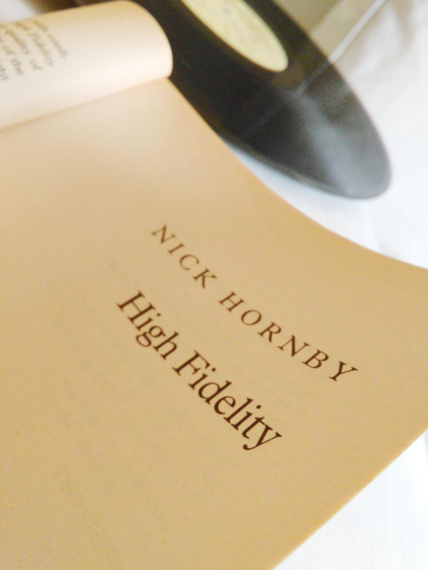 high fidelity nick hornby book review winter books about music