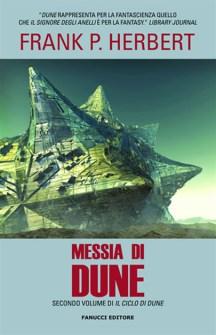 il messia di Dune libro fantascienza saga space opera secondo romanzo ciclo di Dune di Frank P. Herbert
