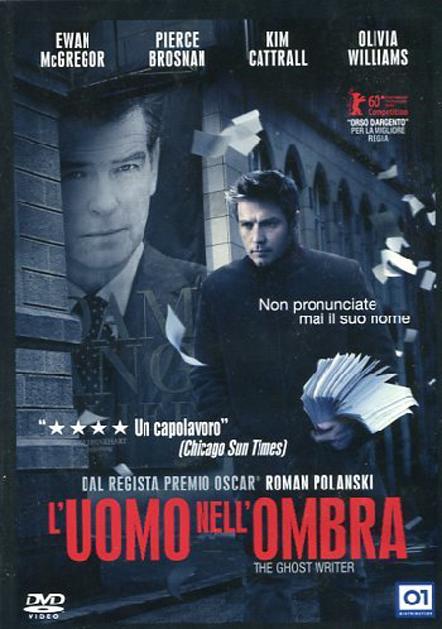 L'uomo nell'ombra - Roman Polansky