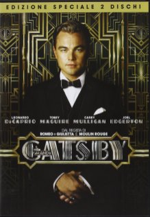 Il grande Gatsby DVD Leonardo diCaprio