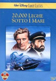 VENTIMILA LEGHE SOTTO I MARI DVD