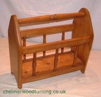 Woodwork Wooden Magazine Rack PDF Plans