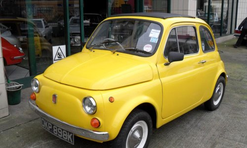 1972 Fiat 500F For Sale