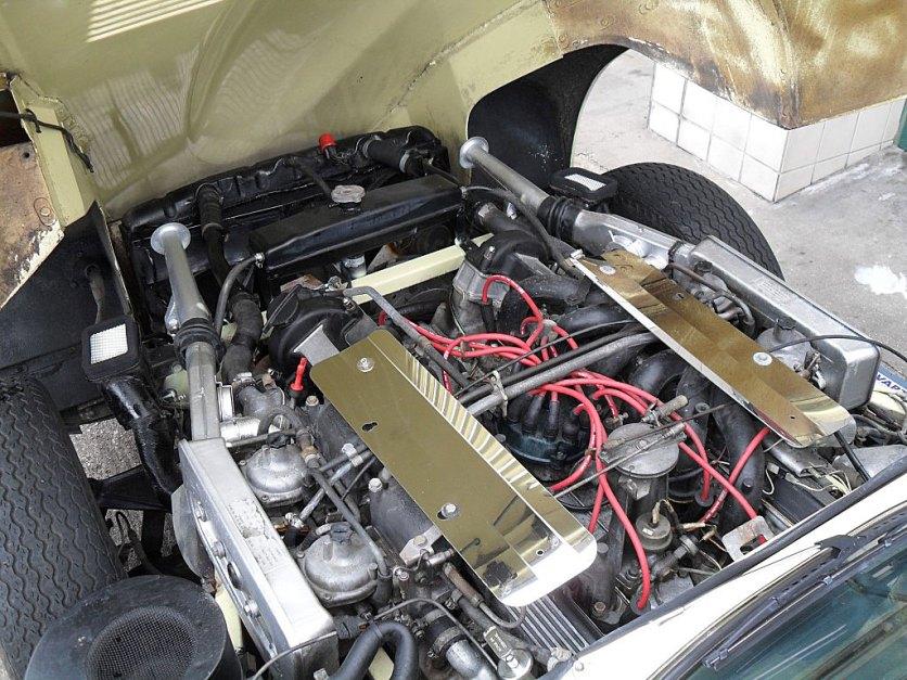 1973 Jaguar E Type V 12 Roadster For Sale