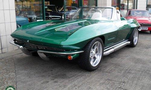 1966 Chevrolet Corvette Stingray For Sale