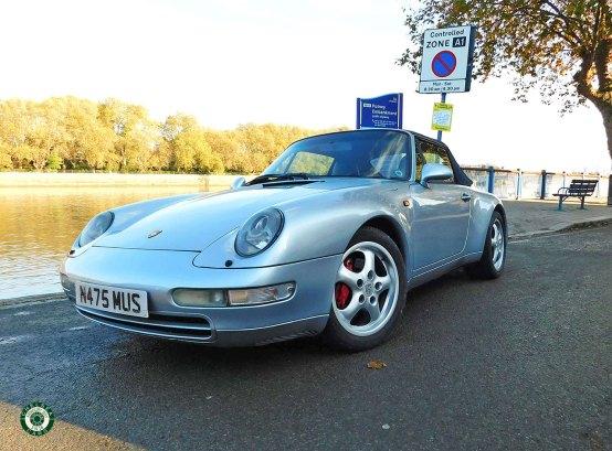 1995 Porsche 993 Cabriolet For Sale | Chelsea Cars