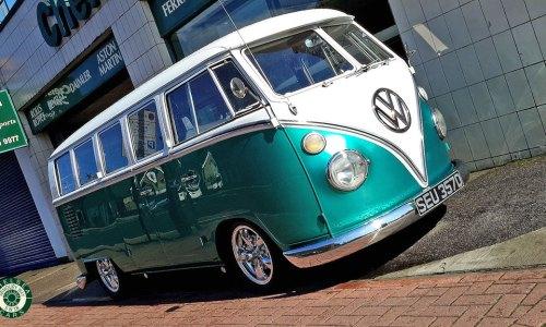 1966 Volkswagen Camper Van Split Screen For Sale