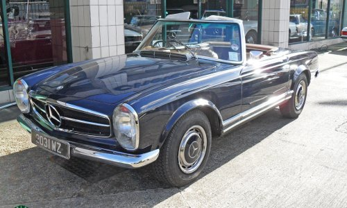 1968 Mercedes 280 SL For Sale