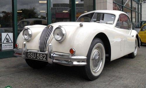 1955 Jaguar XK 140 FHC For Sale